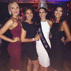 Jaime Lee Faulkner crowned as Miss Universe Great Britain 2016
