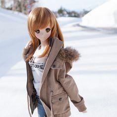 Mirai Suenaga Smart Doll by alphond