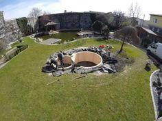 Klassische Gartengestaltung - Gartenglück Cabin Fever, Golf Courses, Youtube, Lawn And Garden, Youtubers, Youtube Movies