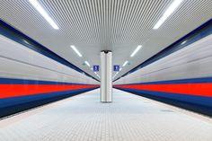 Station - 1 by Hlinka Zsolt Cityscape Photography, Amazing Photography, Brighton, Station 1, A New Hope, Photo Series, Civil Engineering, Budapest, Wind Turbine