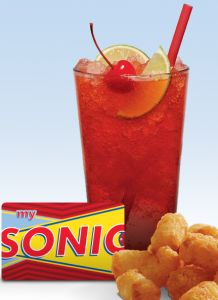 Birthday Freebie at Sonic Drive In - FREE Drink or Tater Tots  - http://www.dealiciousmom.com/birthday-freebie-sonic-drive-free-drink-tater-tots/