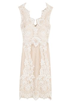 ERIN erin fetherston Champagne Bliss Sheath Rent the Runway: Bridal Shower or Rehersal Dress?