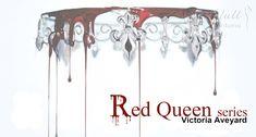 """REGINA ROSSA - SPADA DI VETRO - GABBIA DEL RE - LA TEMPESTA E LA GUERRA """"Red Queen Series"""" di VICTORIA AVEYARD http://ift.tt/2qJVFaG"""