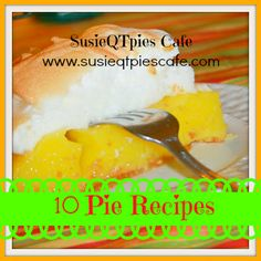 Celebrate Pi Day with Pie Recipes from SusieQTpies Cafe