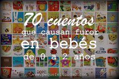 PEQUEfelicidad: 70 CUENTOS QUE CAUSAN FUROR EN BEBÉS DE 0 A 2 AÑOS...