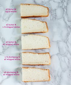 It is possible to make velvety, soft white cake from scratch. How you mix the cake makes a big difference. By using the reverse creaming technique you& get a white cake with a tender and moist crumb. Food Cakes, Cupcake Cakes, Cupcakes, Mini Cakes, Easy Cake Recipes, Baking Recipes, Dessert Recipes, White Cake Recipes, Easy Birthday Cake Recipes