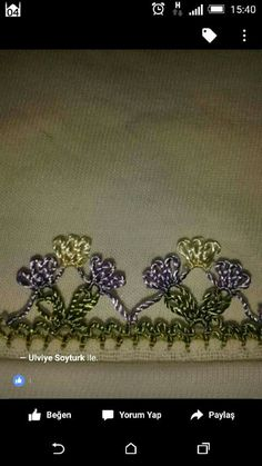 Needle Lace, Pedi, Tatting, Diy And Crafts, Embroidery, Herbs, Tejidos, Needlepoint, Bobbin Lace