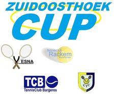Zuidoosthoek Cup nu met 4 organiserende tennisclubs