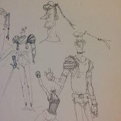 #sketch #sketchbook #pencil #quick