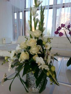 Composition florale mariage corse porto-vecchio
