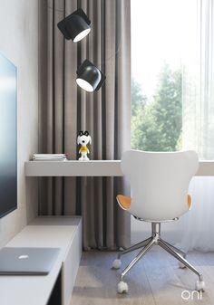 VAREZHKI HOUSE on Behance Fancy Living Rooms, Living Room Designs, Small House Interior Design, London House, Behance, Minimalist Home, Apartment Design, Modern Bedroom, Furniture