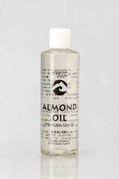 Mountain Ocean Skin Drink Almond Oil