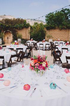 Fiesta chic wedding in Palos Verdes Chic Wedding, Wedding Table, Our Wedding, Dream Wedding, Bridal Table, Wedding Ideas, Wedding Poses, Wedding Pictures, Wedding Details