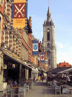 #GrandPlace #Tournai #Doornik #citytrip