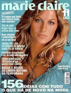 95861c15d9 Gisele Bündchen - Marie Claire Magazine  Brazil  (April 2002)