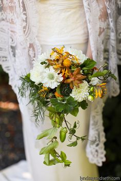 Amanda's Bouquet by The Cutting Garden, via Flickr