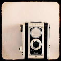 Vintage Camera Photograph Wall Art Camera Love No by TraceyCapone, $30.00