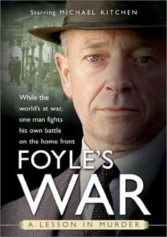 Foyle's War. I only saw the episode with Roger Allam. He was, as usual, fantastic. [All the episodes are fantastic. And Allam is, indeed, fantastic in the episode you saw.]