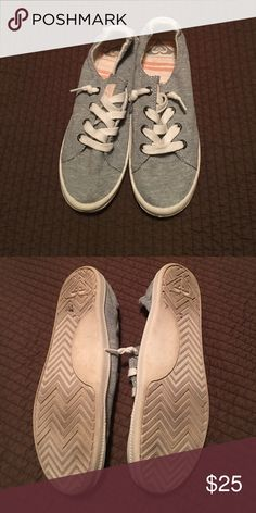 Shoes Worn a few times but still has a lot of use out of them. Roxy Shoes Flats & Loafers