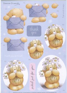 Forever Friends Thank You Decoupage photo foreverfriends_0020.jpg