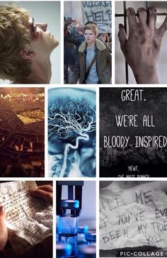 Dylan Thomas, Newt Thomas, Maze Runner Trilogy, Maze Runner Cast, Maze Runner Series, Percy Jackson, Images Esthétiques, The Scorch Trials, The Fault In Our Stars