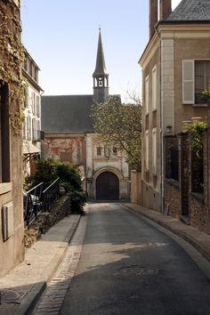 ruelle de Dourdan