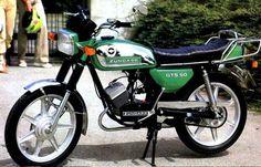 Zundapp Gts 50-'79