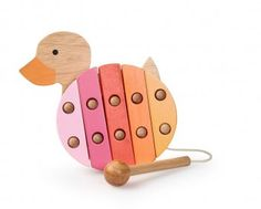 Egmont wooden duck xylophone £7.50 http://www.raspberryred.co.uk/view-by-brand/egmont-toys/egmont-xylophone-duck