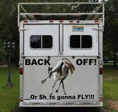 Great trailer - see way to many people tailgating trailers.