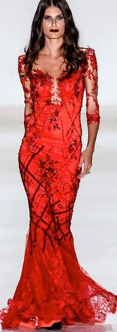 Samuel Cirnansck - red couture - 2015 (=)
