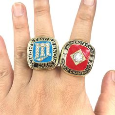 #MustSee Can you believe it? Minnesota Twins C... now available http://rshlenterprises.myshopify.com/products/minnesota-twins-championship-rings-1987-1991-replica?utm_campaign=social_autopilot&utm_source=pin&utm_medium=pin #GemsandTrinkets