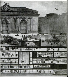 Grand Central Station/January 1916