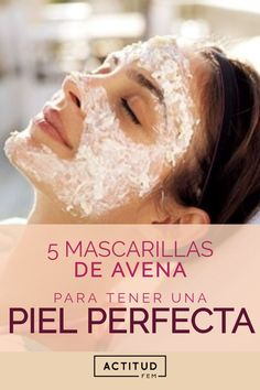 Discover recipes, home ideas, style inspiration and other ideas to try. Facial Tips, Facial Care, Face Care Tips, Skin Care Tips, Oatmeal Mask, Natural Skin Care, Organic Skin Care, Healthy Skin Tips, Health And Beauty Tips