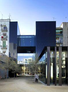 Biblioteca Sant Antoni-Joan Oliver (Barcelona)