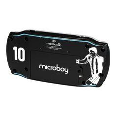 consola portatil microboy 10 32 bits 105 juegos lcd bateria