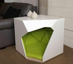 Arquitectura original y creativa para las casas para perros. Son casetas con algo más que plástico y madera. Ejemplos con buenas ideas para el perro!