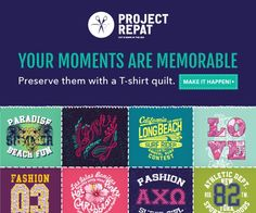 Upcycled T Shirt Quilt Projectrepat Confessions Of An