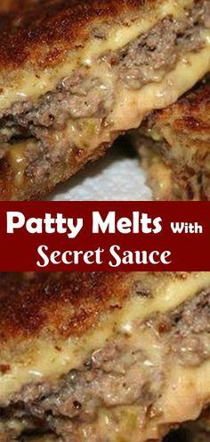 Hamburger Dishes, Hamburger Recipes, Tofu Recipes, Ground Beef Recipes, Delicious Recipes, Sandwich Sauces, Vegan Sandwiches, Chicken Sandwich, Sandwich Recipes