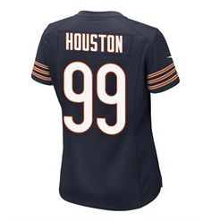 Chicago Bears Lamarr Houston #99 Women's Gameday Jersey