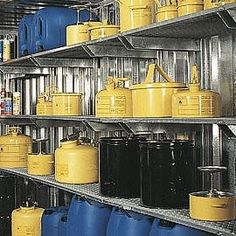 L.13059 - Einbauregal für Lagercontainer VBF