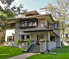 Frank Lloyd Wright Blog - Oak Park Tours and Chicago Tours featuring the Architecture of Frank Lloyd Wright