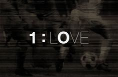ONE LOVE | digart | digart.pl
