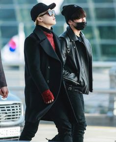 Incheon Airport - Jimin&JungKook