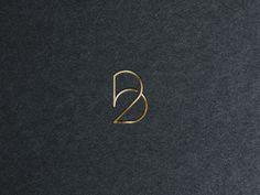 Monogram '2B'