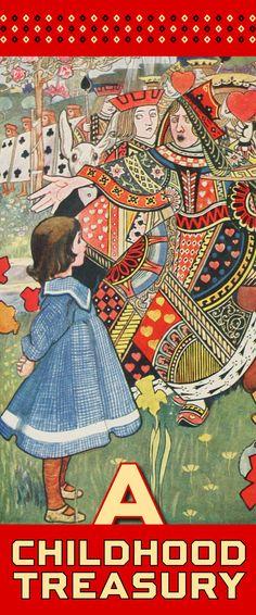 Stories about Maurice Sendak, Dr. Seuss, Lewis Carroll, and other bedtime favorites.   BYLINER SPOTLIGHT   http://byliner.com/spotlights/a-childhood-treasury