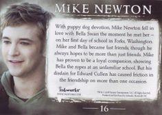 Mike Newton ♥ (02)