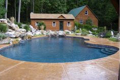 custom pools - Home and Garden Design Ideas