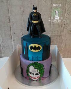 Batman ja Joker kakku, Batman cake