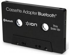 Cassette Adapter Bluetooth