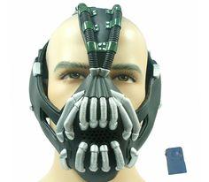 Bane voice changer masks